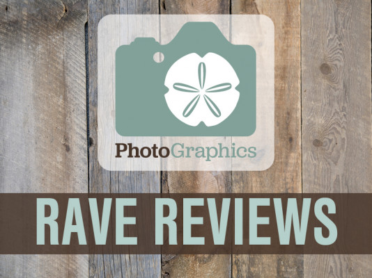 photographics rave reviews kiawah seabrook island