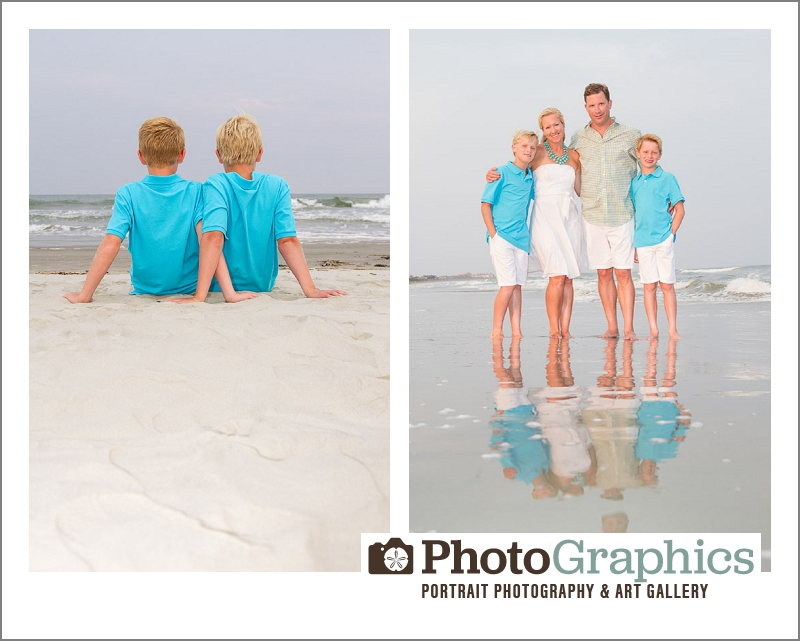 fun things to do kiawah and seabrook island family portraits