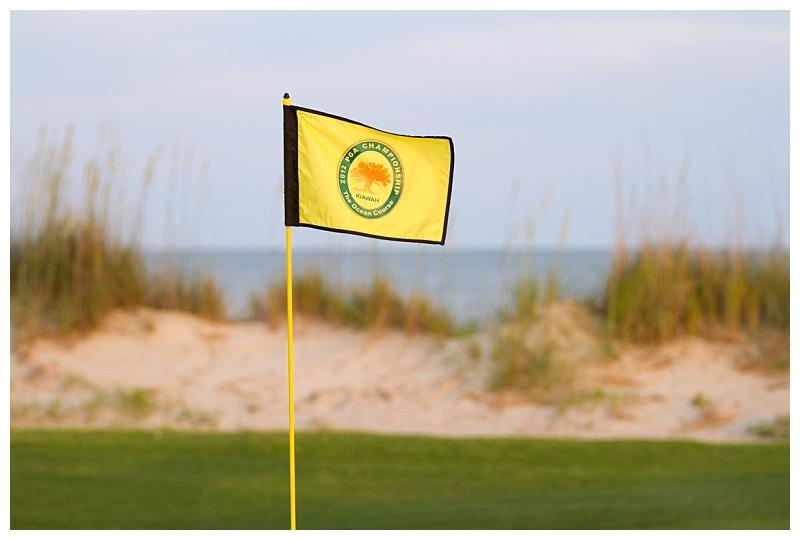 The Ocean Course, golf course on Kiawah Island