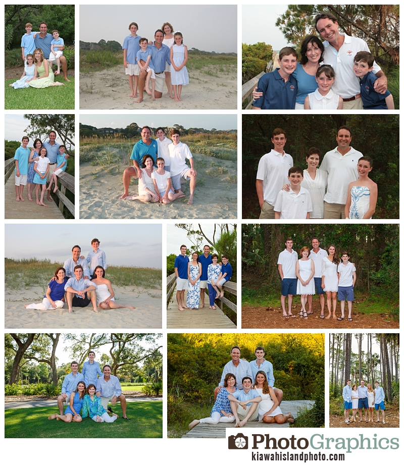 family photographed 12 years by Michael Cyra at Photographics Photography