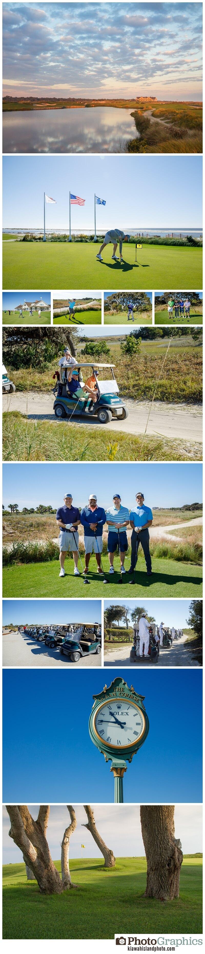 event photogprahy on Kiawah Island at Kiawah Island Golf Resort at the Ocean Course