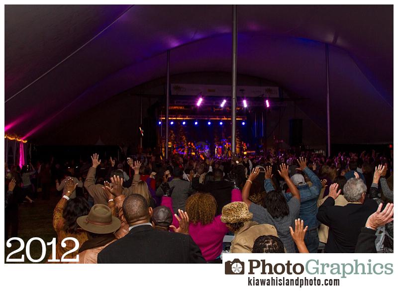 Performace at Weekend of Jazz on Kiawah Island, event photography Kiawah Island