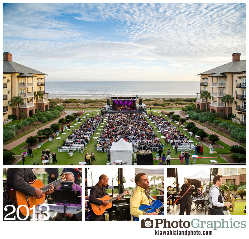 Event Weekend of Jazz at The Sanctuary Resort on Kiawah Island, Event Photography Charleston