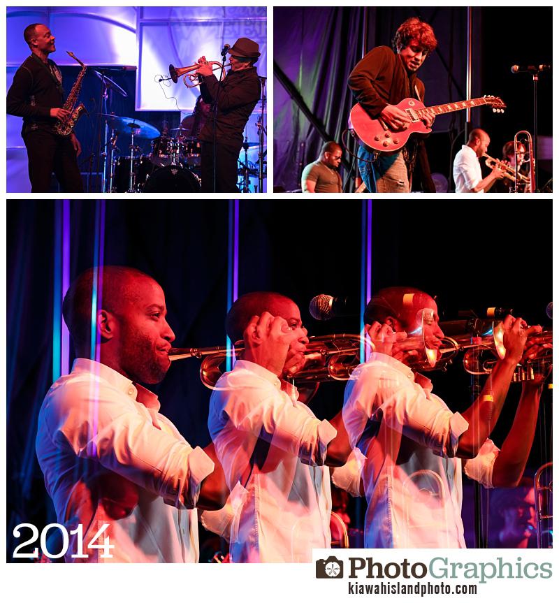 Triple exposure photo, event photography Charleston, Weekend of Jazz Kiawah Island, Event Photography Kiawah Island
