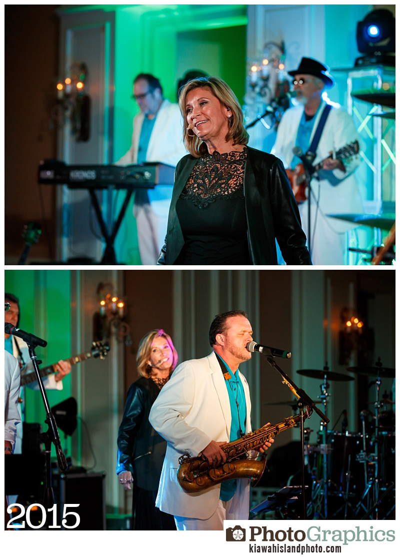 Weekend of Jazz Kiawah Island, event performances at The Sanctuary, Event Photography Charleston