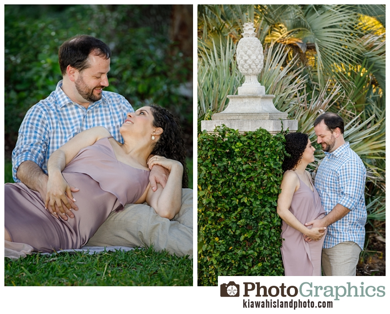 Couple photography The Sanctuary Resort Kiawah Island