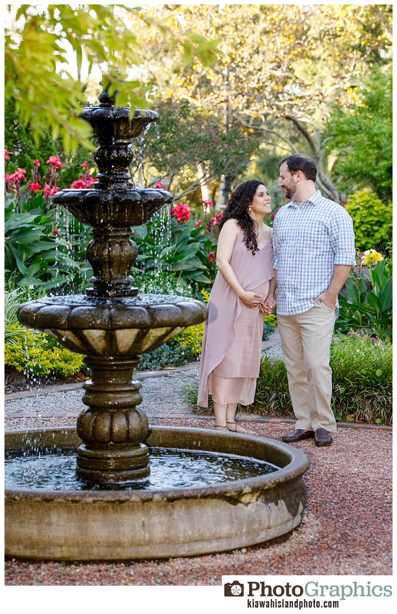 Couple photography at The Sanctuary Resort Kiawah Island