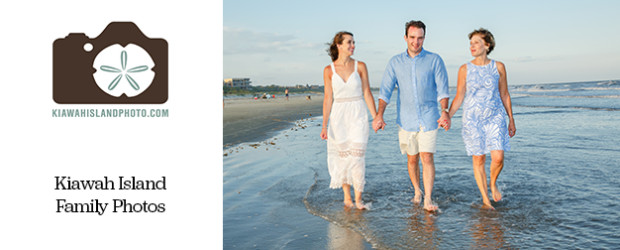 Kiawah Island Family Photos at the Beach