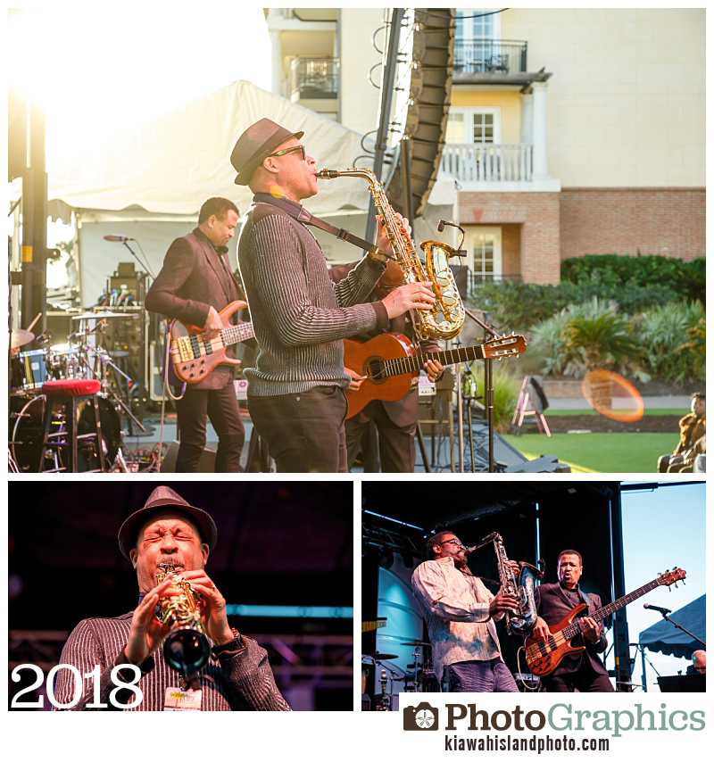 Event Photography on Kiawah Island Weekend of Jazz