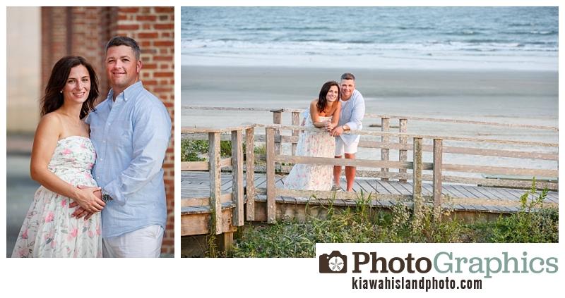 couple photography in Kiawah Island, South Carolina - photography
