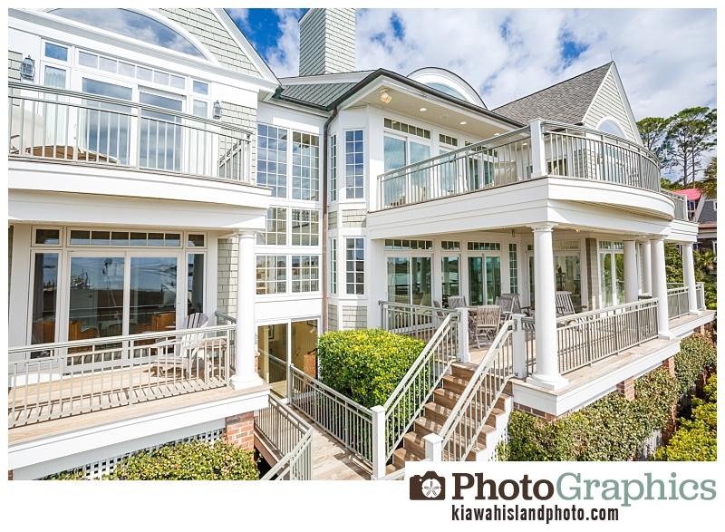 Kiawah Island real estate - exterior photos