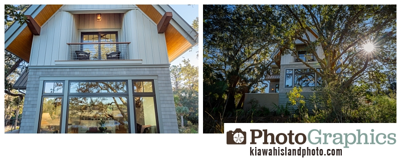 New building - Indigo Park in Kiawah Island - architectural photography