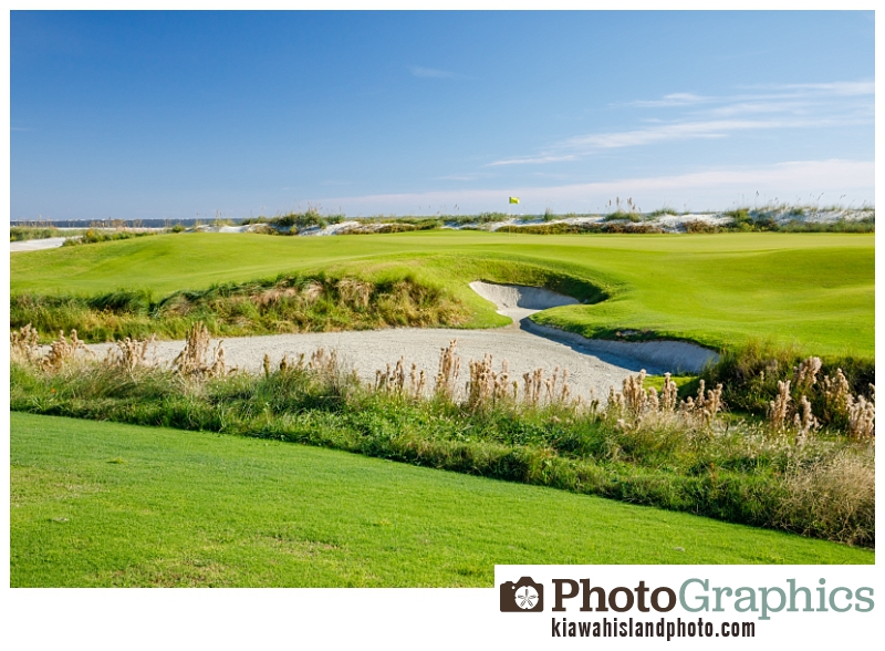 The OCean Course Golf Course on Kiawah Island